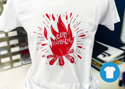Leveren en bedrukken van merchandise T-Shirts
