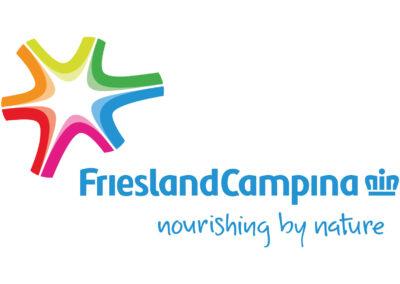 Klanten van Signaal Reclame - Friesland Campina