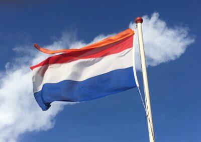 Standaard vlaggen of een vlag bedrukken? Dat doe je bij de Signaal Vlaggenservice